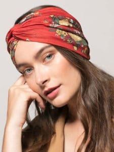 Turban Katarina - Californienne de chez Indira de Paris