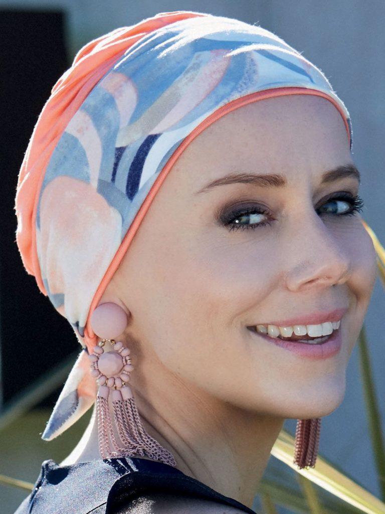 Le turban bahama Bamboo de chez Gisela Mayer