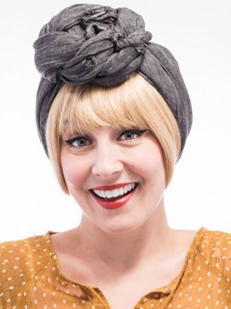 Le turban Madame Grey des Franjynes