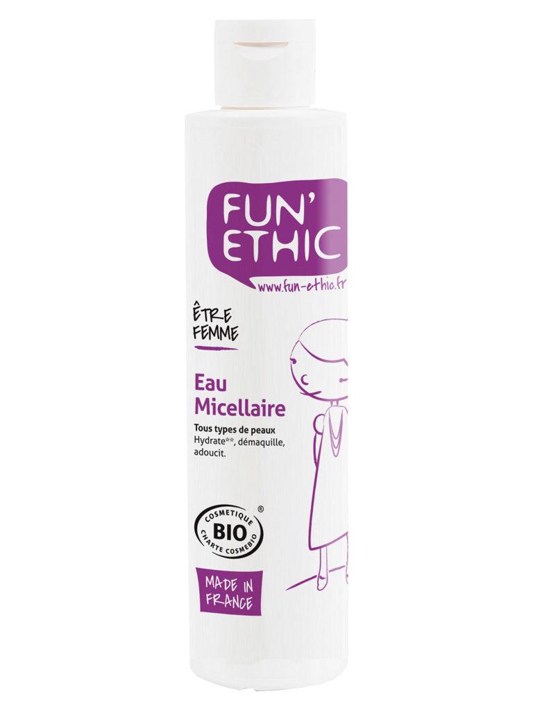 Eau micellaire Être Femme Fun'Ethic